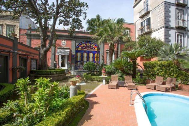 Les 12 meilleurs hôtels à Naples