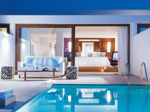 Les 10 meilleurs hôtels avec piscine privée de Crète