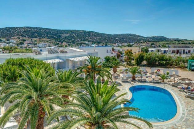 Les 9 meilleurs hôtels de Syros