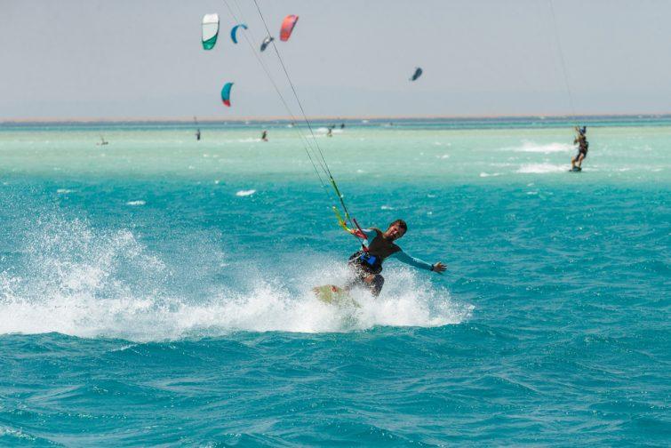 Cours de kitesurf à El Medano
