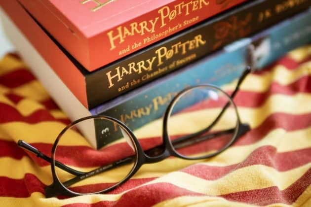 Livres pour apprendre l'anglais : Harry Potter