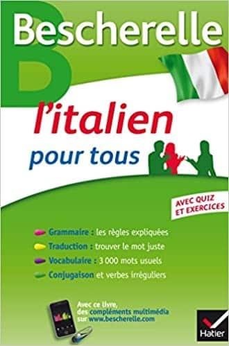 Le Bescherelle : l'italien pour tous