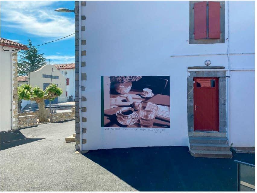 Héritage, street-art & patrimoine