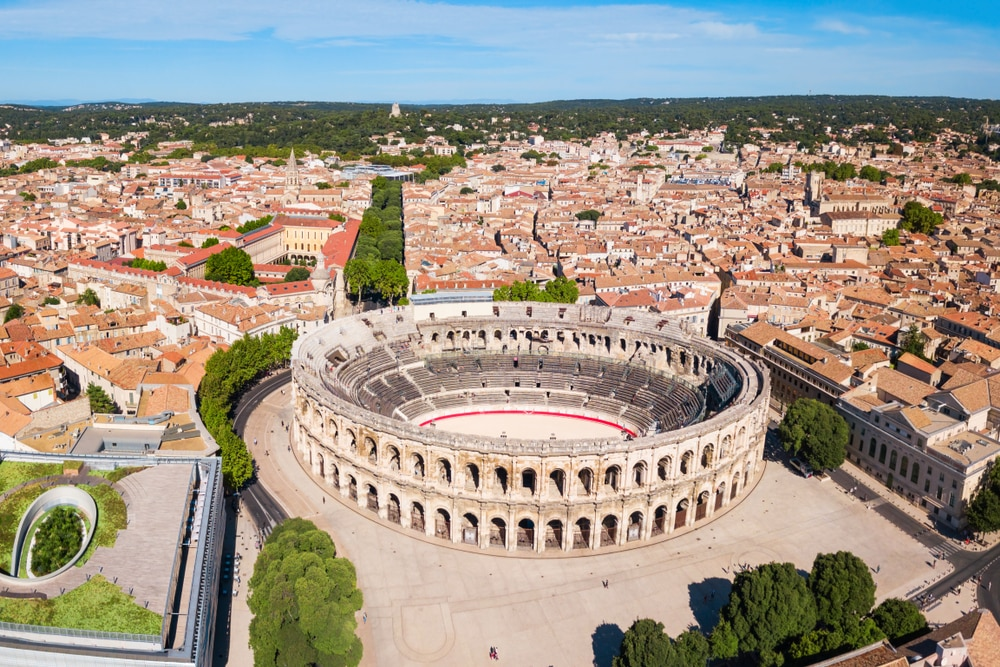 Road Trip Occitanie : Au départ de Nîmes...