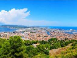road trip occitanie : De Montpellier à Sète