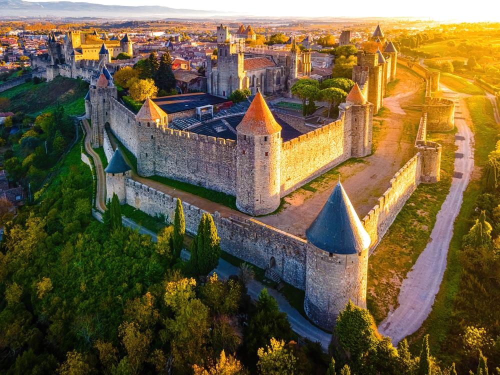 De Sète à Carcassonne