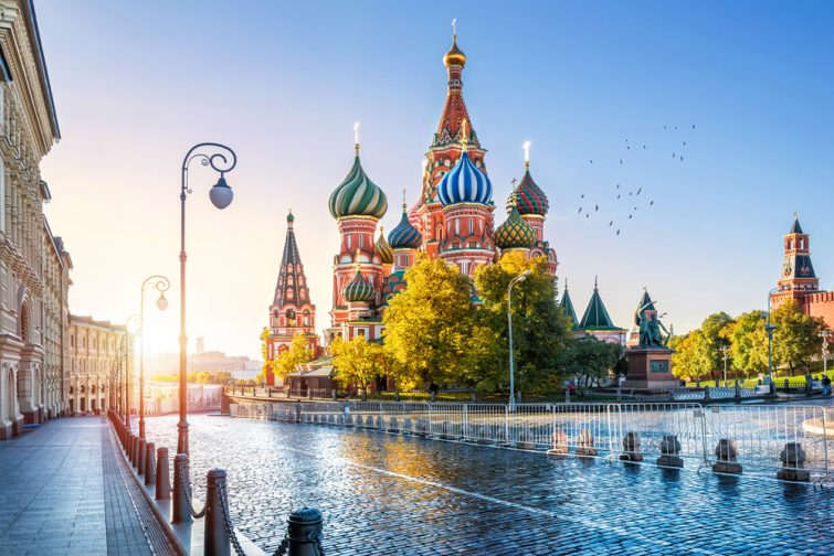 Regarder des films et des séries en russe