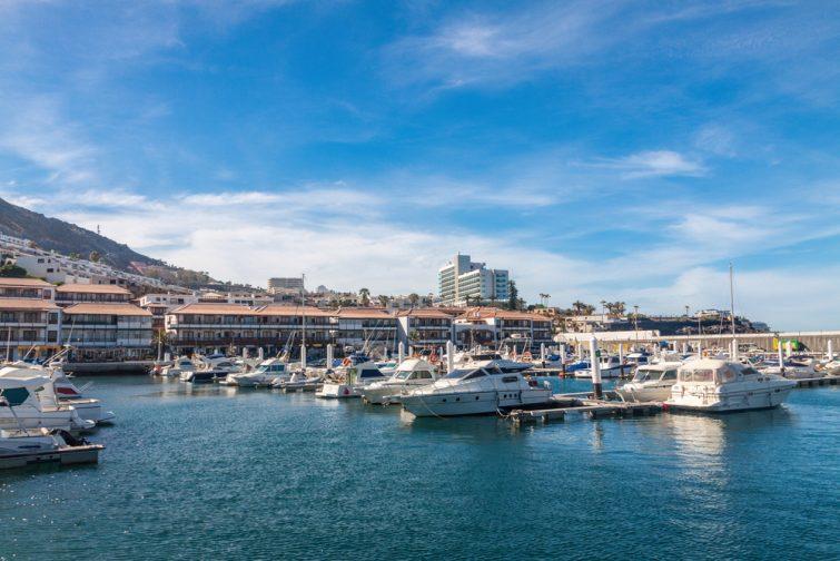 port location bateau tenerife