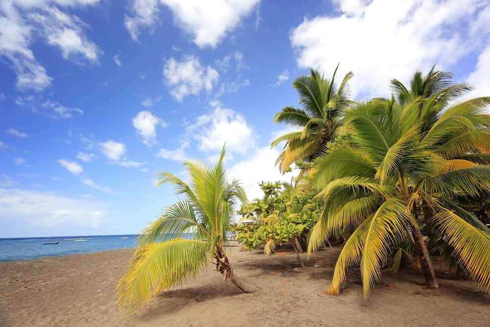Anse Carbet - belles plages martinique