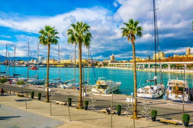 Location de bateau à Malaga : idées d'itinéraires