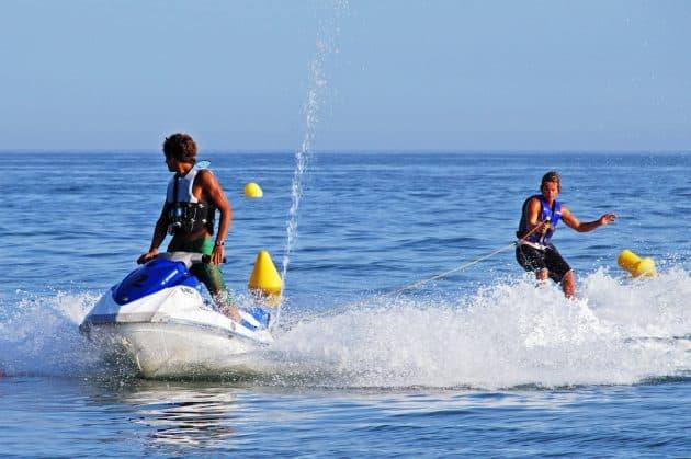 Location de jet ski à Malaga : comment faire et où ?