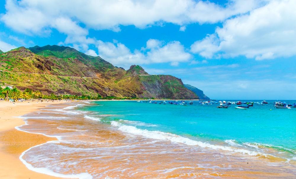 plage tenerife location bateau - île canaries
