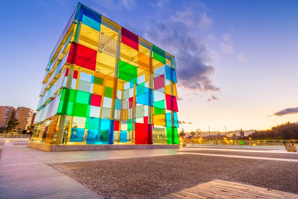 Visiter le Centre Pompidou Málaga