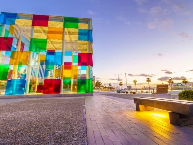 Visiter le Centre Pompidou Málaga : billets, tarifs, horaires