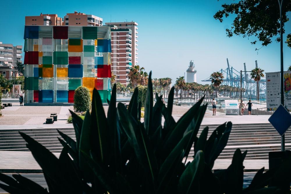 Combien coûte un billet pour le Centre Pompidou Málaga ?
