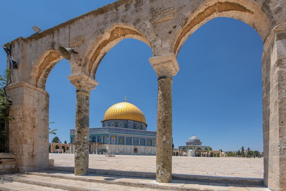 Visiter le Mont du Temple : Histoire du Mont du Temple à Jérusalem