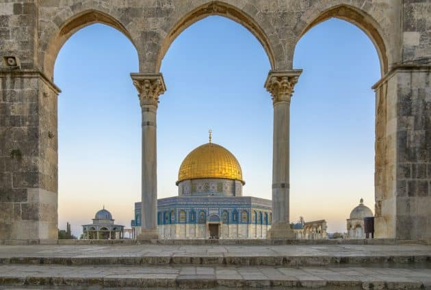 Visiter le Mont du Temple à Jérusalem : billets, tarifs, horaires