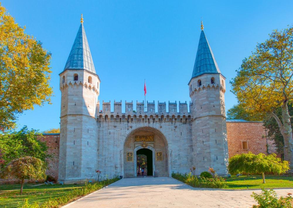 visiter Palais de Topkapi : histoire du palais