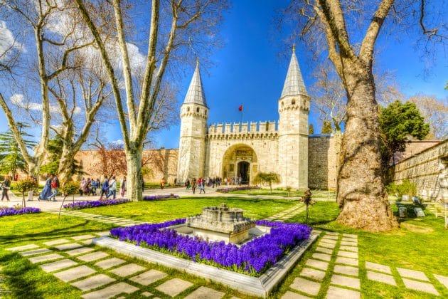 Visiter le Palais de Topkapi : billets, tarifs, horaires