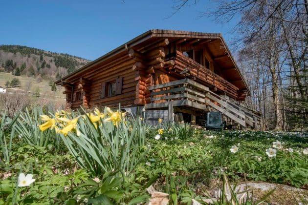 Les 10 plus beaux chalets des Vosges
