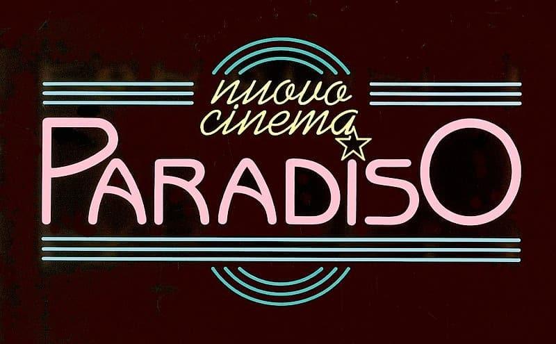Films apprendre italien : Cinema Paradiso