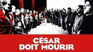 Films apprendre italien : César doit mourir