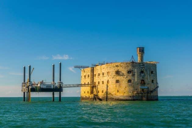 À la découverte de Fort Boyard, entre monde médiatique et paysages sublimes !