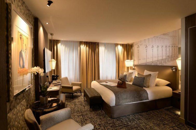 Meilleurs hôtels à Paris