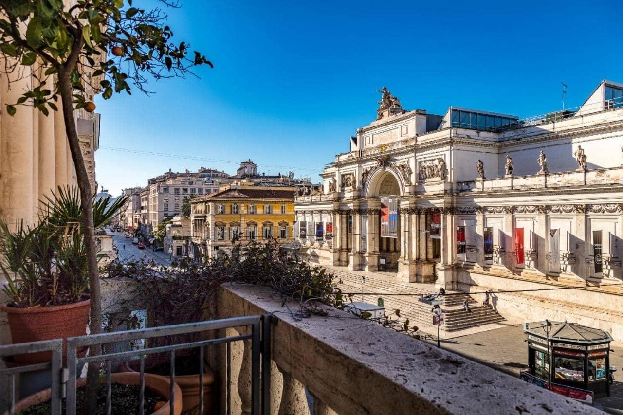 meilleurs hôtels à Rome