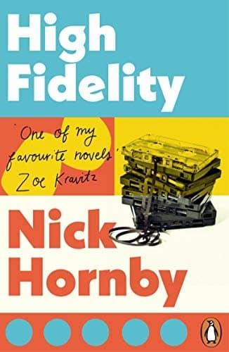 Livres pour apprendre l'anglais : High Fidelity