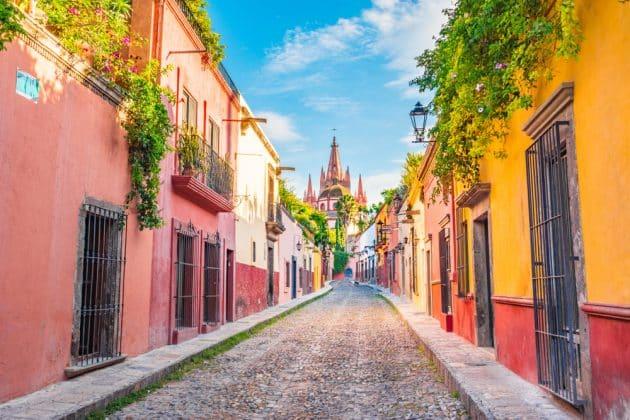 Découvrir le Mexique en photos