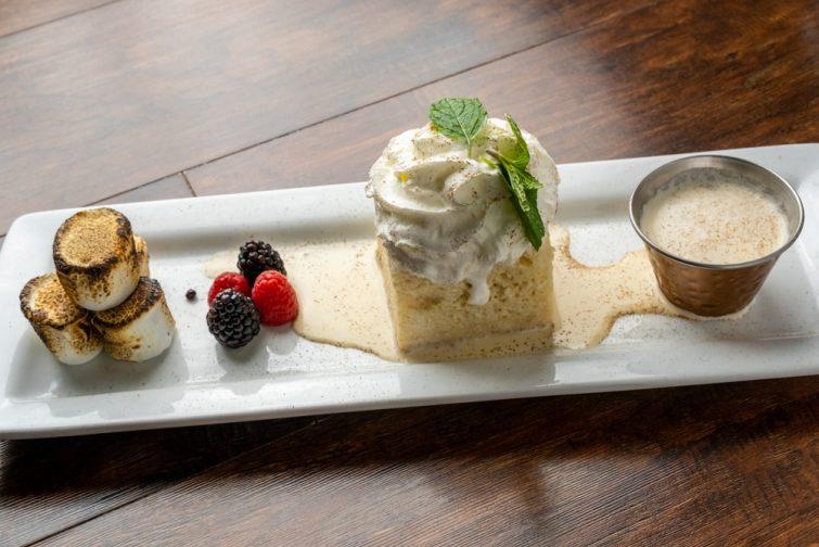 spécialités mexicaines : pastel de tres leche