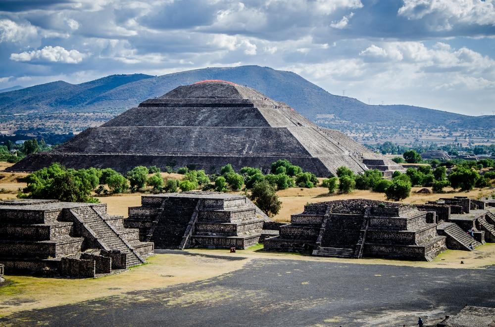 Teotihuacan - photos Mexique