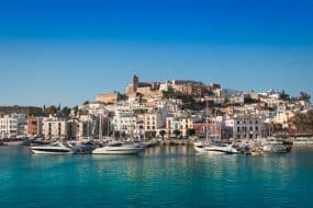 Sortir à Ibiza : ville d'Ibiza