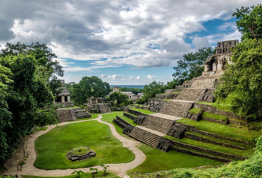 Palenque - photos Mexique