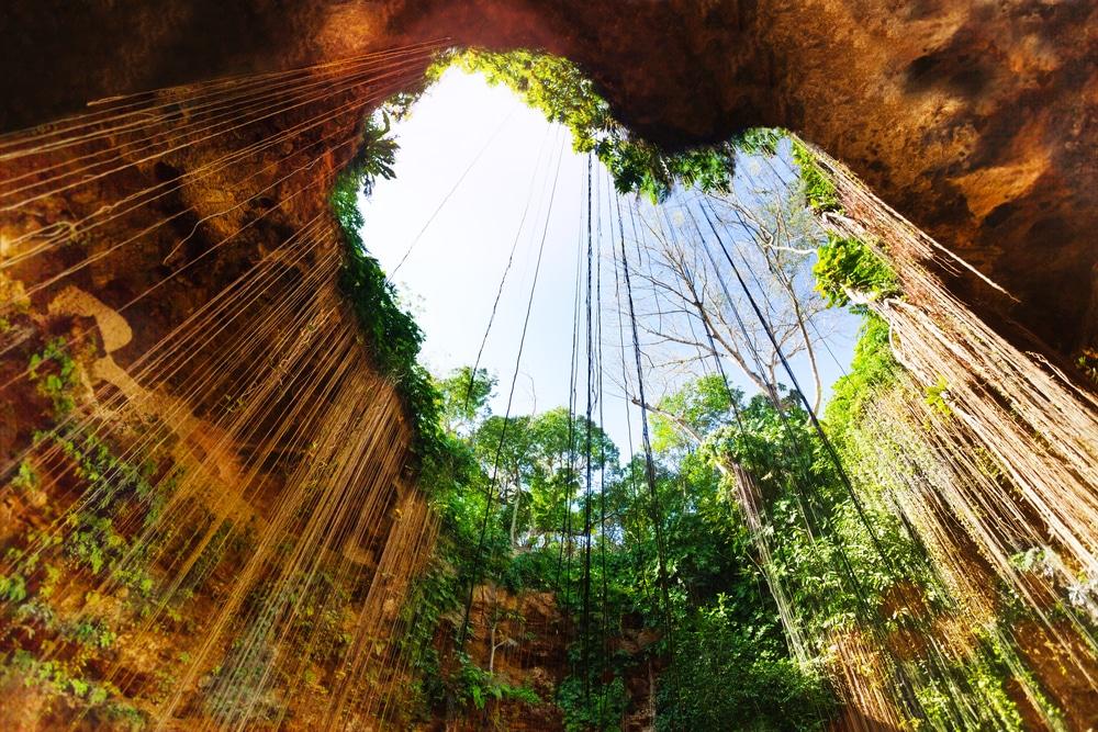 Cenote - photos Mexique