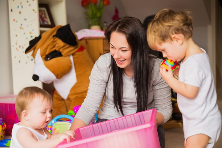 baby-sitting - séjours linguistiques apprendre anglais