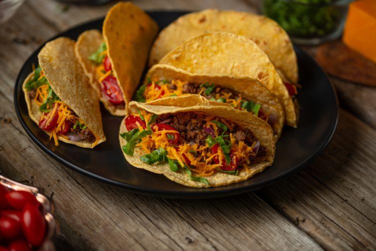 spécialités mexicaines : Tacos