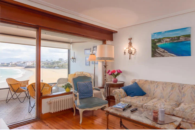 Airbnb à Santander