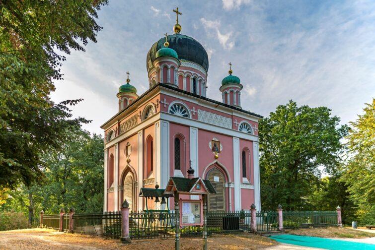 L'église Saint-Alexandre-Nevsky - visiter Potsdam