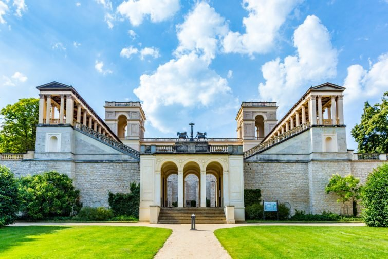 Belvédère Pfingstberg - visiter Potsdam