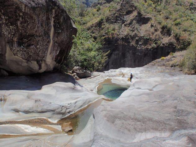 Les endroits où faire du canyoning sur l'île de La Réunion