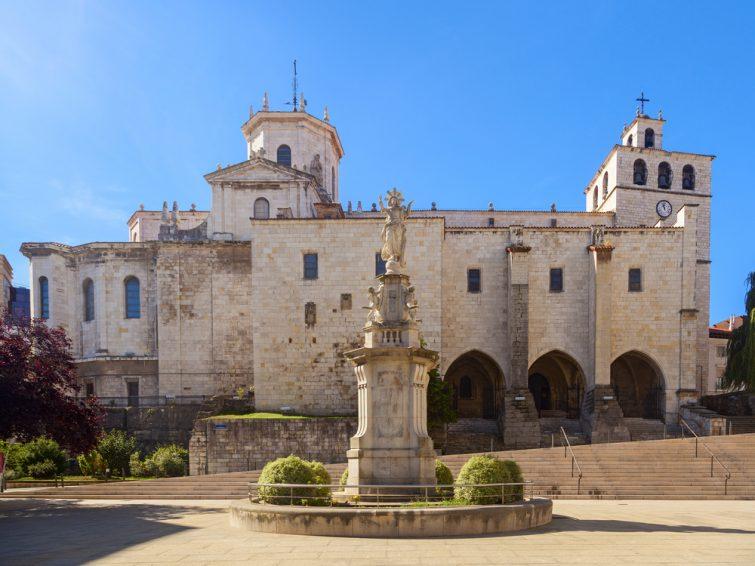 La cathédrale de Santander - visiter Santander