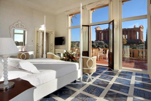 meilleurs hôtels à Agrigente