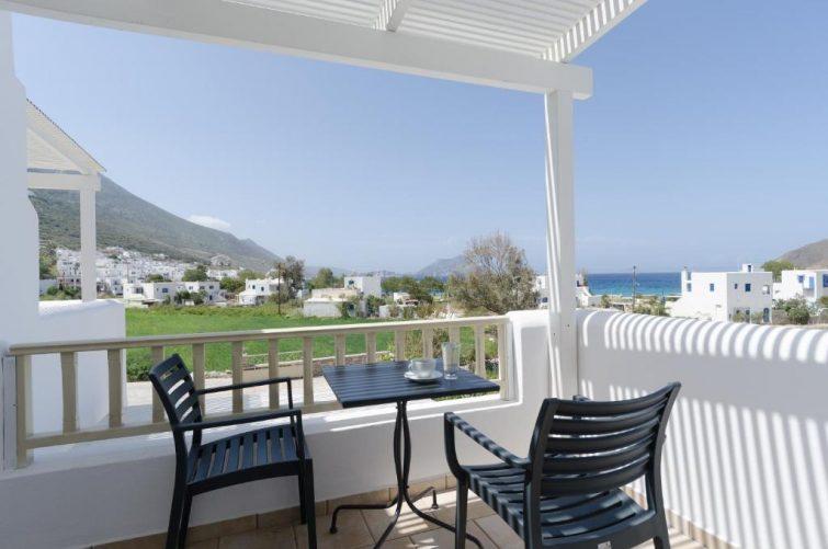 meilleurs hôtels à Amorgos