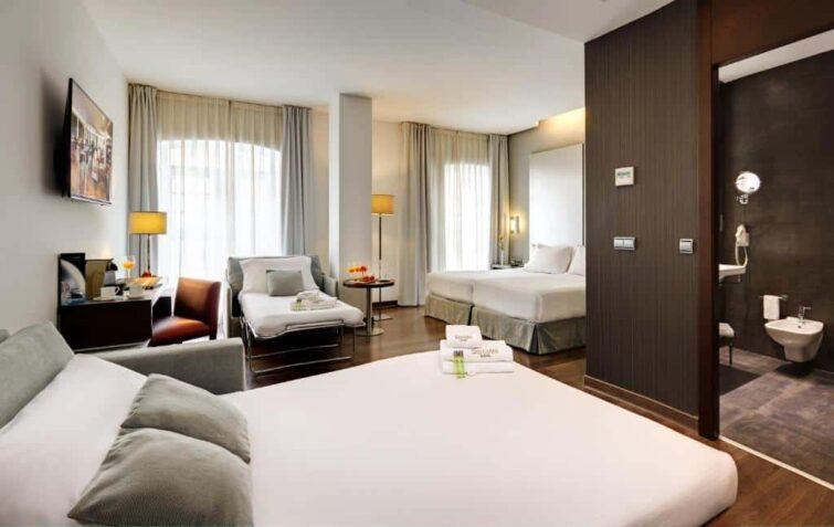 meilleurs hôtels à Bilbao