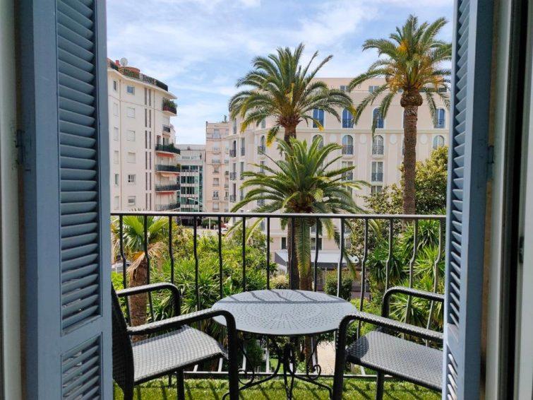 meilleurs hôtels à Cannes