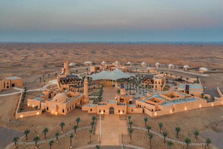 Al Badayer Retreat