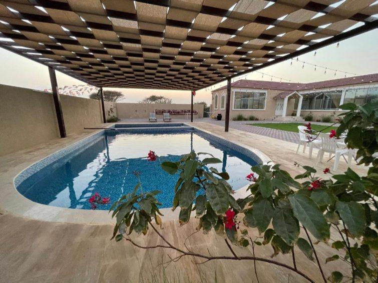 meilleurs hôtels dans le désert de Dubaï
