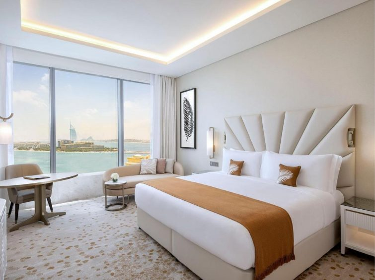 meilleurs hôtels de luxe à Dubaï